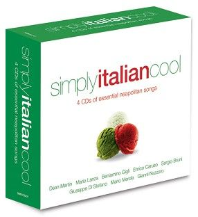 Various - Simply Italian Cool (4CD) - CD